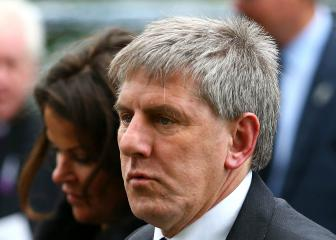 FA investigating allegations against ex-Newcastle coach Beardsley