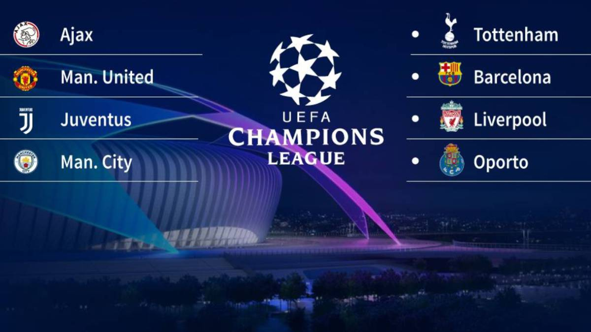 Champions League Draw: Champions League Quarter-final Draw: English Clubs