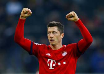 Lewandowski: Ramos and Ronaldo urged me to come to Real Madrid