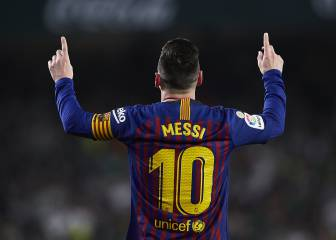 Messi masterclass sees Barça move 10 points clear