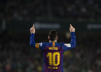 Messi becomes the player with most Barça victories - 477