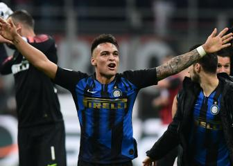 Spalletti anoints Lautaro as future of Inter's forward line