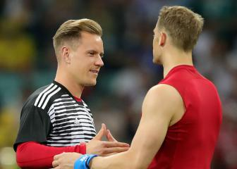 Neuer and Ter Stegen in scrap to be Germany number one