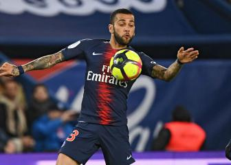 PSG confirm knee injuries for Meunier and Alves