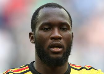 Lukaku out of Russia game, Belgium boss Martínez confirms