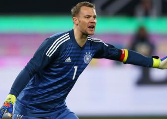 Löw hints Neuer will remain Germany's first-choice keeper