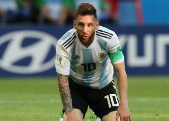 Messi to start for Argentina after nine-month absence