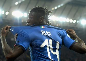 Kean out to break records after netting maiden Italy goal
