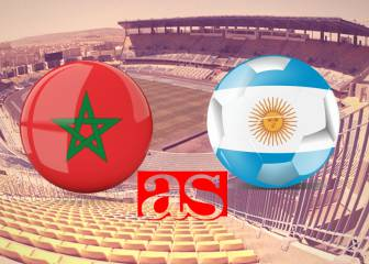 Morocco vs Argentina: how and where to watch - times, TV, online