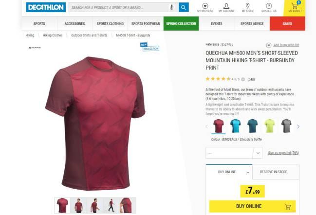 39af3541b Venezuela forced to play Catalonia in Decathlon hiking shirts - AS.com