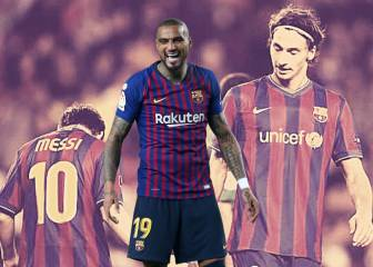 Ibrahimovic or Messi? Boateng clear about best teammate