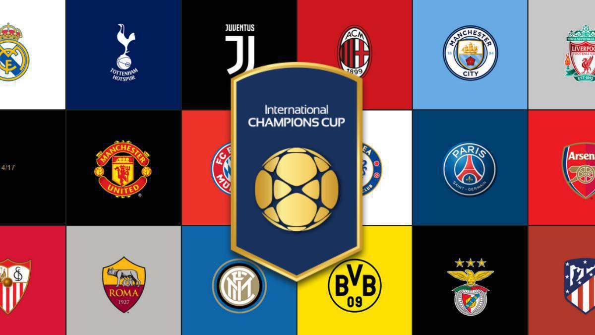 Image result for international champions cup 2019