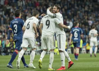 Benzema breaks Huesca's hearts at the end