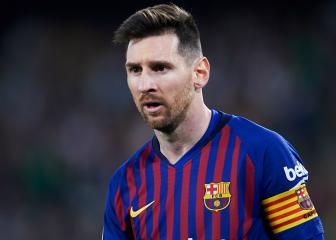 Valverde wary of resting Messi ahead of Atleti, United meetings