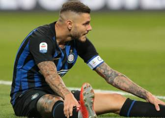 Spalletti includes Icardi in Inter squad for Genoa game