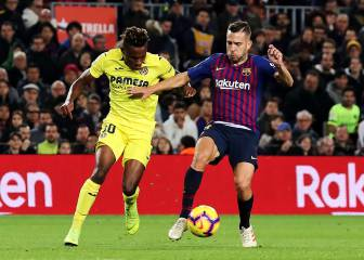 Villarreal - Barcelona: team news, confirmed starting XIs