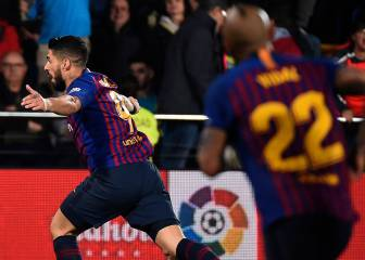 Last-gasp Barcelona rescue dramatic point at Villarreal