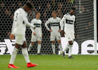 Fulham relegated from Premier League after loss at Watford