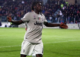 Cagliari president Giulini denies racist abuse towards Kean