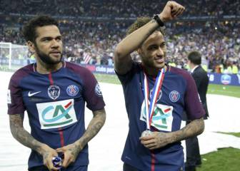 Dani Alves wants transfer assurances at PSG