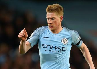 Kevin De Bruyne tips England to win Euro 2020