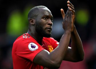 Lukaku agent hints at future away from Manchester United