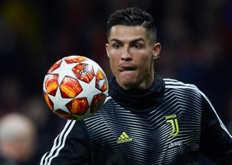 Juve confident over Ronaldo's fitness ahead of Ajax clash