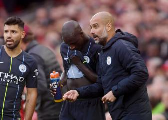 Mendy and Aguero give Guardiola semi-final boost