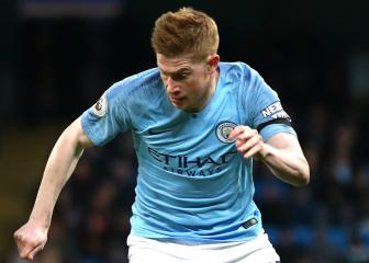 Injury-hit De Bruyne reconciled to limitations