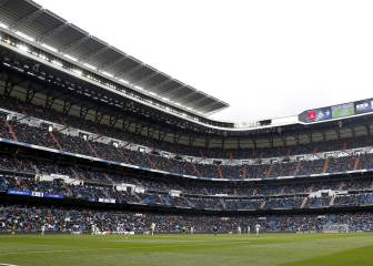 More attendance issues as fans avoid Madrid's Bernabéu