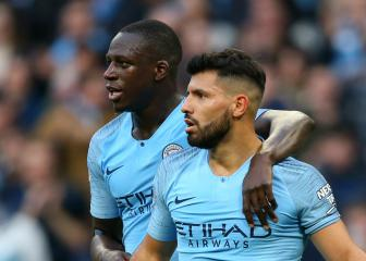Manchester City have Mendy back, but Agüero out