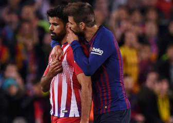 Crazy Costa sees red at Barça