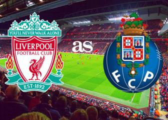 Liverpool vs Porto: how and where to watch