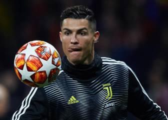 c2181d6f137 Juve confident over Ronaldo s fitness ahead of Ajax clash