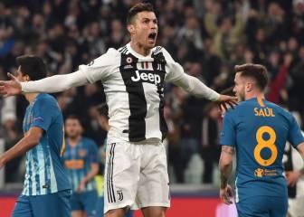 3e1b062837a Cristiano Ronaldo hat-trick sees Juventus progress over Atlético. More  about…