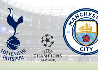 Tottenham vs Man City: team news and starting XIs