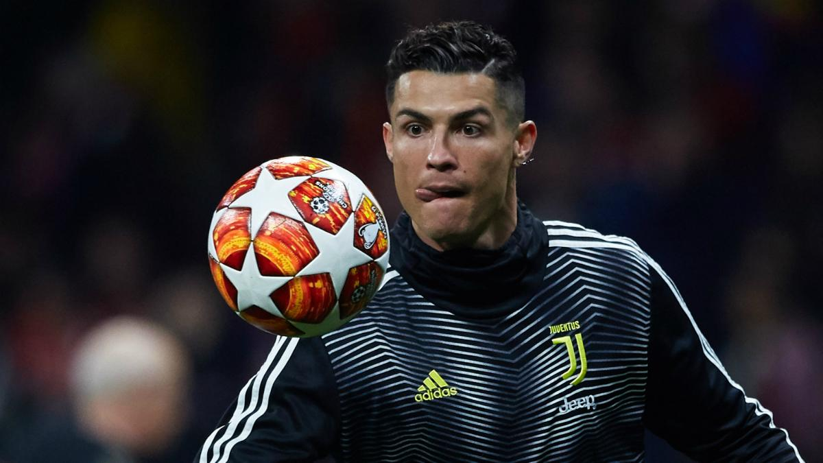 9db829e6d07 Ajax - Juventus  Cristiano Ronaldo to start