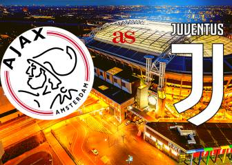 Ajax vs Juventus: how and where to watch