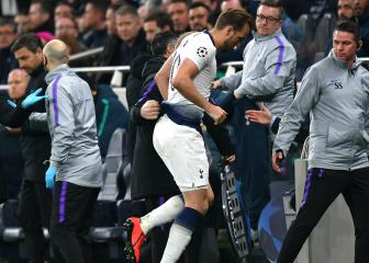 Kane could be out for rest of season after injury