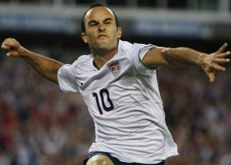 Donovan hoping for a USA-Mexico final at the Gold Cup