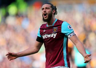 New England Revolution target Andy Carroll