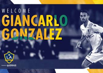 LA Galaxy sign Giancarlo González from Orlando City