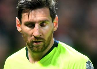 Messi cleared for Huesca, as Smalling discusses challenge