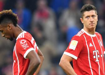 Kovac confirms Coman-Lewandowski fight