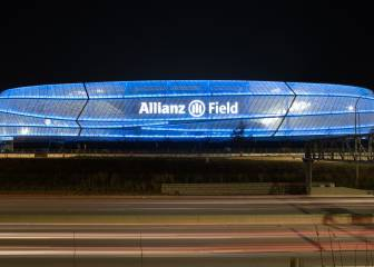 Allianz Field, the new world-class MLS stadium