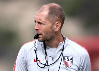 US coach praises Pulisic, McKennie, and Adams