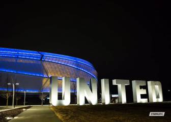 The grand 'Allianz Field' opens its doors to the world