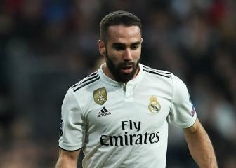 Carvajal on Real Madrid's season: