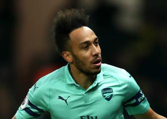 Aubameyang confident of catching Salah, Agüero in Golden Boot race