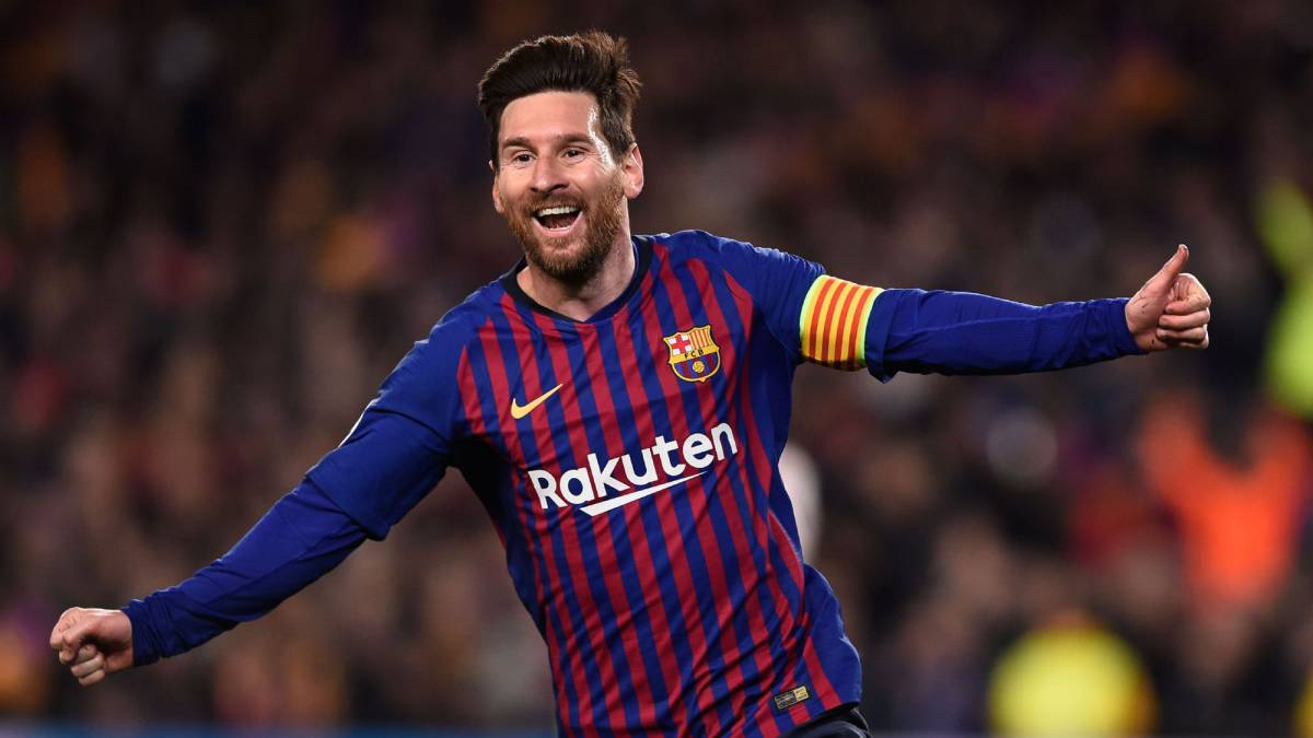 535595532 Messi fires Barça back into semis after three-year absence - AS.com